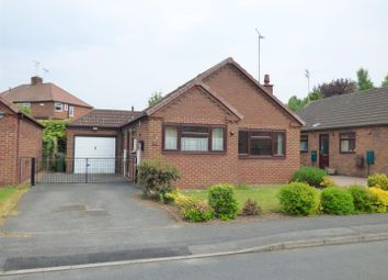 Thumbnail 2 bed detached bungalow for sale in Waterdown Close, Mansfield Woodhouse, Mansfield