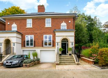 Thumbnail 3 bedroom end terrace house for sale in Rooksacre, Lankhills Road, Winchester, Hampshire