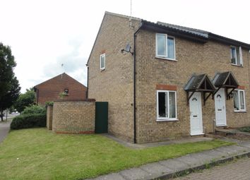 Thumbnail 2 bed semi-detached house to rent in Beard Road, Bury St. Edmunds