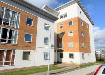 Thumbnail 2 bedroom flat to rent in Fishguard Way, London