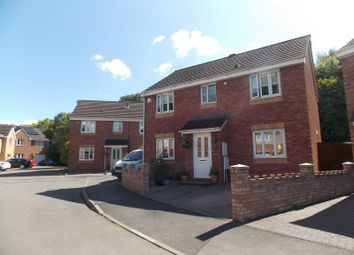 Thumbnail 4 bed detached house for sale in St. Marys Court, Caerau, Cardiff.
