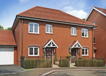 Thumbnail 3 bedroom semi-detached house for sale in Corunna By Bellway, Aldershot