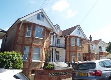 Thumbnail 1 bedroom flat to rent in Burnaby Road, Westbourne, Bournemouth