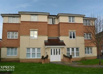 Thumbnail 2 bed flat for sale in Lincoln Way, North Wingfield, Chesterfield, Derbyshire