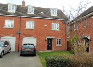 Thumbnail 4 bed semi-detached house for sale in Kingsdown Road, Lincoln