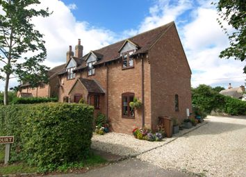 Thumbnail 4 bed detached house for sale in Burnell Court, Marsh Gibbon, Bicester