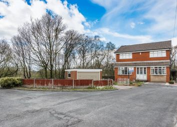 Thumbnail 4 bed detached house for sale in The Asshawes, Heath Charnock, Chorley