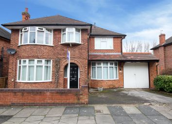 Thumbnail 5 bed detached house for sale in Park Road, Bramcote, Nottingham