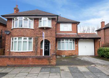 Thumbnail 5 bedroom detached house for sale in Park Road, Bramcote, Nottingham