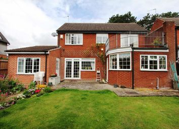Thumbnail 4 bed detached house for sale in Butt Lane, Hinckley