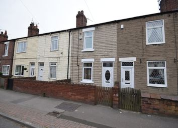 Thumbnail 2 bed terraced house for sale in Pontefract Road, Featherstone, Pontefract