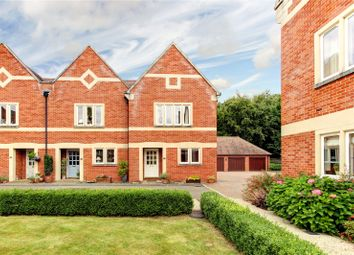 Thumbnail 2 bed semi-detached house for sale in Abbey Gardens, Upper Woolhampton, Reading, Berkshire