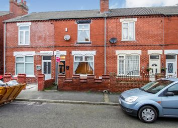 Thumbnail 2 bed terraced house for sale in Lower Kenyon Street, Thorne, Doncaster
