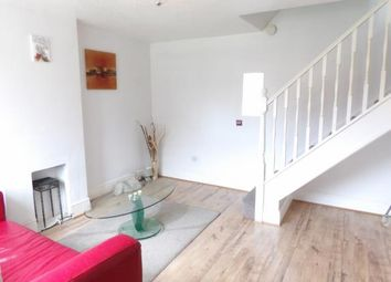 Thumbnail 1 bed end terrace house for sale in Durrell Close, Loughborough, Leicestershire