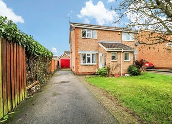 2 bed semi-detached house for sale in Honeysuckle Close, Lincoln LN5