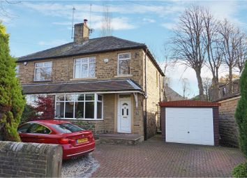 Thumbnail 3 bed semi-detached house for sale in Granny Hall Lane, Hove Edge, Brighouse