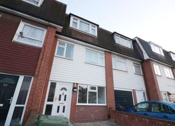 Thumbnail 4 bed terraced house to rent in Colman Road, Prince Regent, London