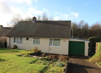 Thumbnail 2 bed detached bungalow for sale in Valley Road, Bilson, Cinderford
