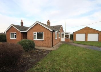 Thumbnail 2 bed detached bungalow for sale in Station Road, Scruton, Northallerton
