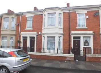 Thumbnail 2 bed flat for sale in Hampstead Road, Benwell, Newcastle Upon Tyne