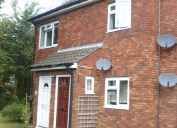 Thumbnail 1 bed maisonette to rent in Blaire Park, Yateley
