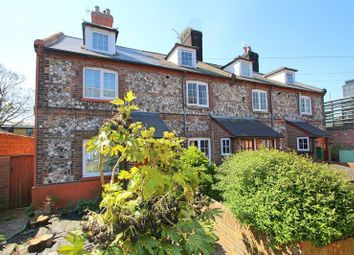 Thumbnail 3 bed terraced house for sale in Elliotts Cottages, North Street, Worthing