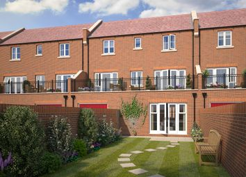 "Thumbnail 4 bed terraced house for sale in ""The Hazel"" at Perth Road, Bicester"