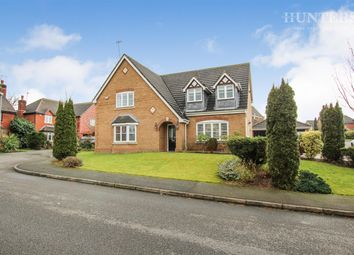 Thumbnail 4 bedroom detached house for sale in Regency Drive, Stockton Brook, Stoke-On-Trent