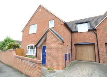 Thumbnail 4 bed semi-detached house for sale in Kings Lane, Little Harrowden, Wellingborough