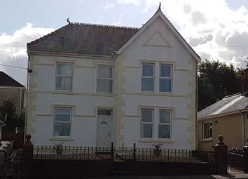 Thumbnail 4 bed detached house for sale in Ammanford Road, Tycroes, Ammanford
