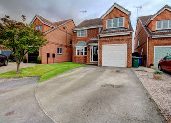 Thumbnail 4 bed detached house for sale in Moses View, Shireoaks, Worksop