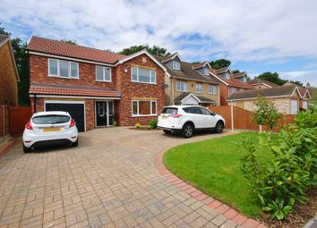 Thumbnail 4 bedroom detached house for sale in Ascot Way, North Hykeham, Lincoln