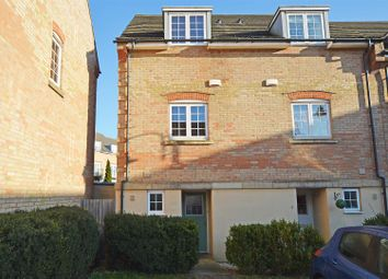 Thumbnail 3 bed end terrace house for sale in Arrow Court, Lady Charlotte Road, Hampton Hargate, Peterborough