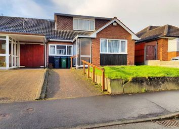 Thumbnail 6 bedroom semi-detached bungalow for sale in Andrew Road, West Bromwich, West Midlands