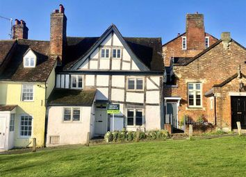 Thumbnail 4 bed terraced house for sale in The Green, Marlborough, Wiltshire