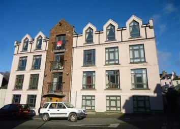 Thumbnail 2 bed flat to rent in Wharfside Apartments, Station Place, Peel, Isle Of Man