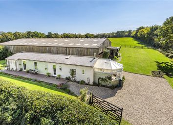 Thumbnail 3 bed equestrian property for sale in Sidbury, Sidmouth, Devon