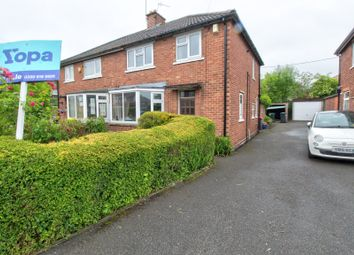 Thumbnail Semi-detached house for sale in Birchwood Avenue, Rawmarsh, Rotherham