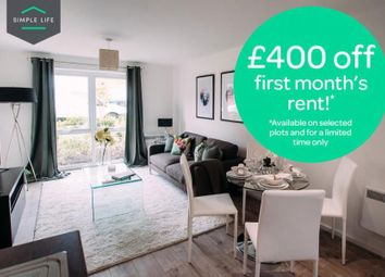 Thumbnail 2 bed flat to rent in Fenman Mews, Worsley, Manchester