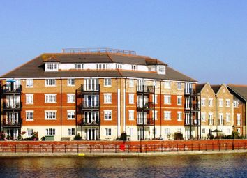 Thumbnail 2 bedroom flat to rent in Harbour View, Long Beach View, Eastbourne