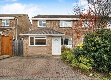 Thumbnail 4 bed semi-detached house for sale in Chesterton Avenue, Harpenden