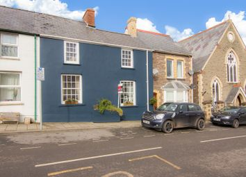 Thumbnail 3 bed terraced house for sale in Main Road, Gilwern, Abergavenny