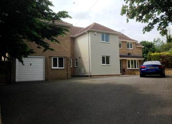 Thumbnail 5 bed detached house for sale in The Range, Langham, Oakham