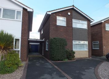 Thumbnail 4 bedroom detached house for sale in Frankby Close, Wirral