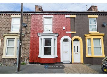 Thumbnail 3 bed terraced house to rent in Geraint Street, Liverpool