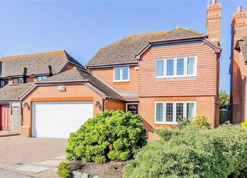 Thumbnail 4 bed detached house for sale in Woodruff Close, Rainham, Gillingham
