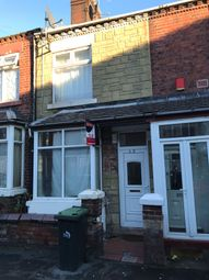Thumbnail 2 bed terraced house for sale in Harcourt Street, Shelton, Stoke On Trent