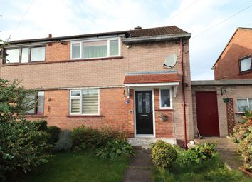 Thumbnail 2 bed semi-detached house for sale in Brantwood Avenue, Harraby, Carlisle