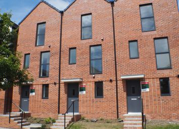 Thumbnail 3 bedroom town house to rent in Langdon Road, Swansea