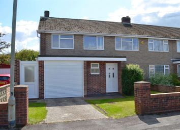 Thumbnail 3 bed semi-detached house for sale in Charter Road, Newbury